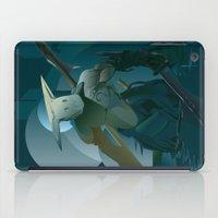 doom iPad Cases featuring DOOM by orlando arocena ~ olo409- Mexifunk