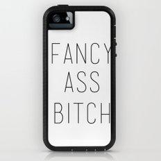 FANCY ASS BITCH Adventure Case iPhone (5, 5s)