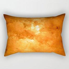 Himalayan Salt Lamp Rectangular Pillow