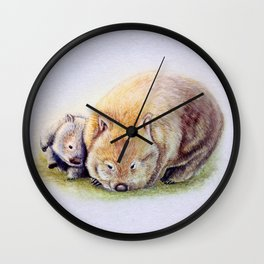 Itchascratch Wall Clock