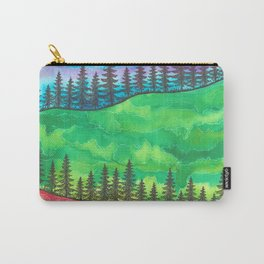 Pine Mountains Carry-All Pouch