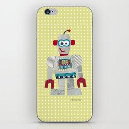 strumm 50s robot  iPhone Skin