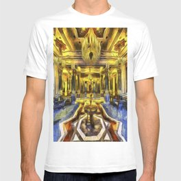 Vincent Van Gogh Palace T-shirt