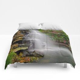Zoo Waterfall Comforters