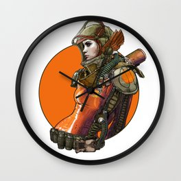 KOSMONAUT 05 Wall Clock