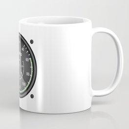 Airspeed Flight Instruments Coffee Mug