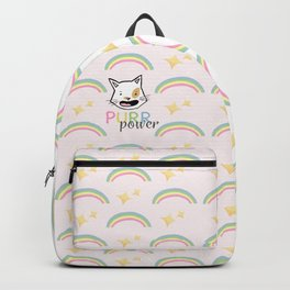 CAT PURR POWER Backpack