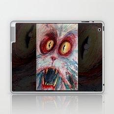 scared zombie cat Laptop & iPad Skin