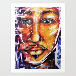 Captivate Art Print