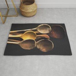 Wooden spoons Rug