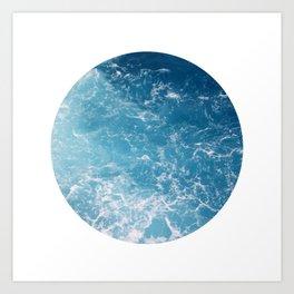 Water 1 Art Print