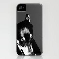 I hate the paparazzi iPhone (4, 4s) Slim Case