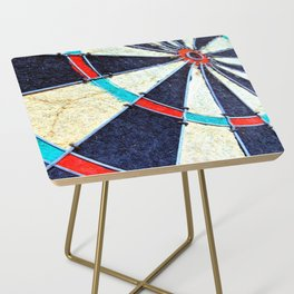 Dartboard Side Table
