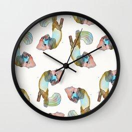 Oopsie Doopsie Wall Clock