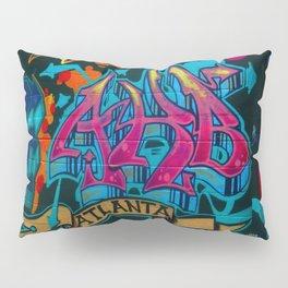ATL Graffiti Pillow Sham