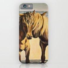 Martha's Ponies Slim Case iPhone 6s