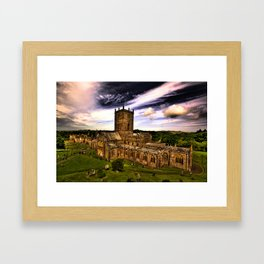 St Davids Cathedral Framed Art Print