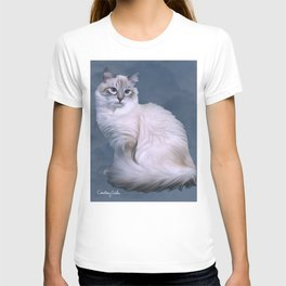 Ol Blue Eyes T-shirt