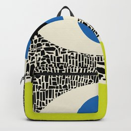 The Evil Eye - Charms Collection  Backpack