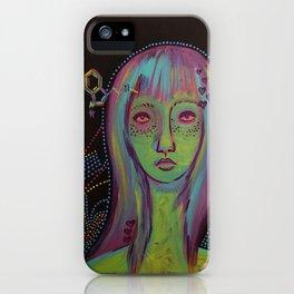 When We Dream, When We Die, When We Realize iPhone Case