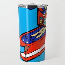 The Pinball Apprentice Travel Mug