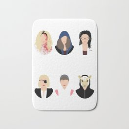 Orphan Black - Clone Club V2 Bath Mat