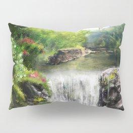 Hawaiian  Garden Pillow Sham