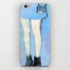 Legs iPhone & iPod Skin