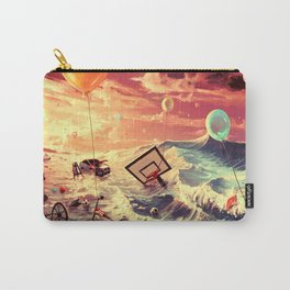 Don't trash your dreams Carry-All Pouch