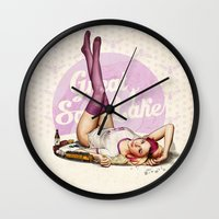 utah Wall Clocks featuring Miss Utah by keith p. rein