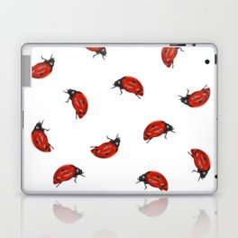 Ladybug Pattern Laptop & iPad Skin