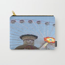 queen of the the prater Carry-All Pouch