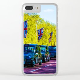The London Drive Clear iPhone Case