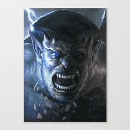 Goliath Canvas Print