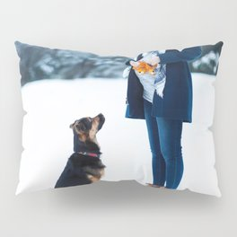 Dog by Jonathan Smith Pillow Sham