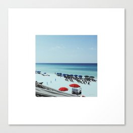 YAY! Summer discount on all wall art & free shipping!! Canvas Print