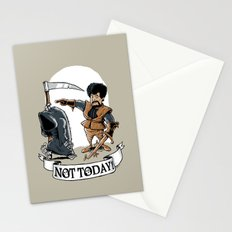 Not today! Stationery Cards