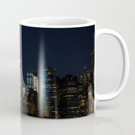 City after Sunset Coffee Mug