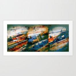look 03 42 Art Print