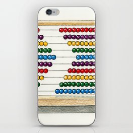 Count On Me iPhone Skin