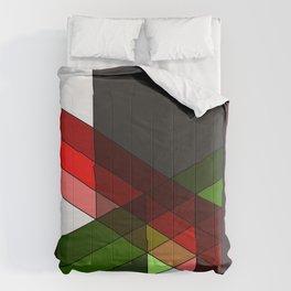 Argyle Extrapolation Comforters