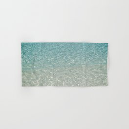Crystal Clear Hand & Bath Towel