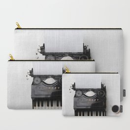On a musical note Carry-All Pouch