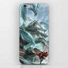 Flood iPhone Skin