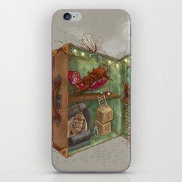 One man's trash - Home Sweet Home iPhone Skin