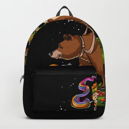 Hippies Forest Adventure Backpack