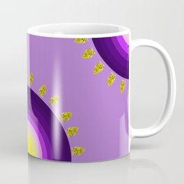 Purple diamond sun to dream Coffee Mug