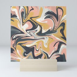Liquid Satisfaction Mini Art Print