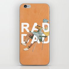 Rad Dad iPhone Skin