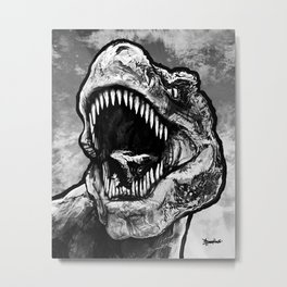 dimosaur15 Metal Print